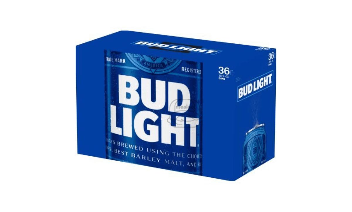 Bud Light (36-Pack)