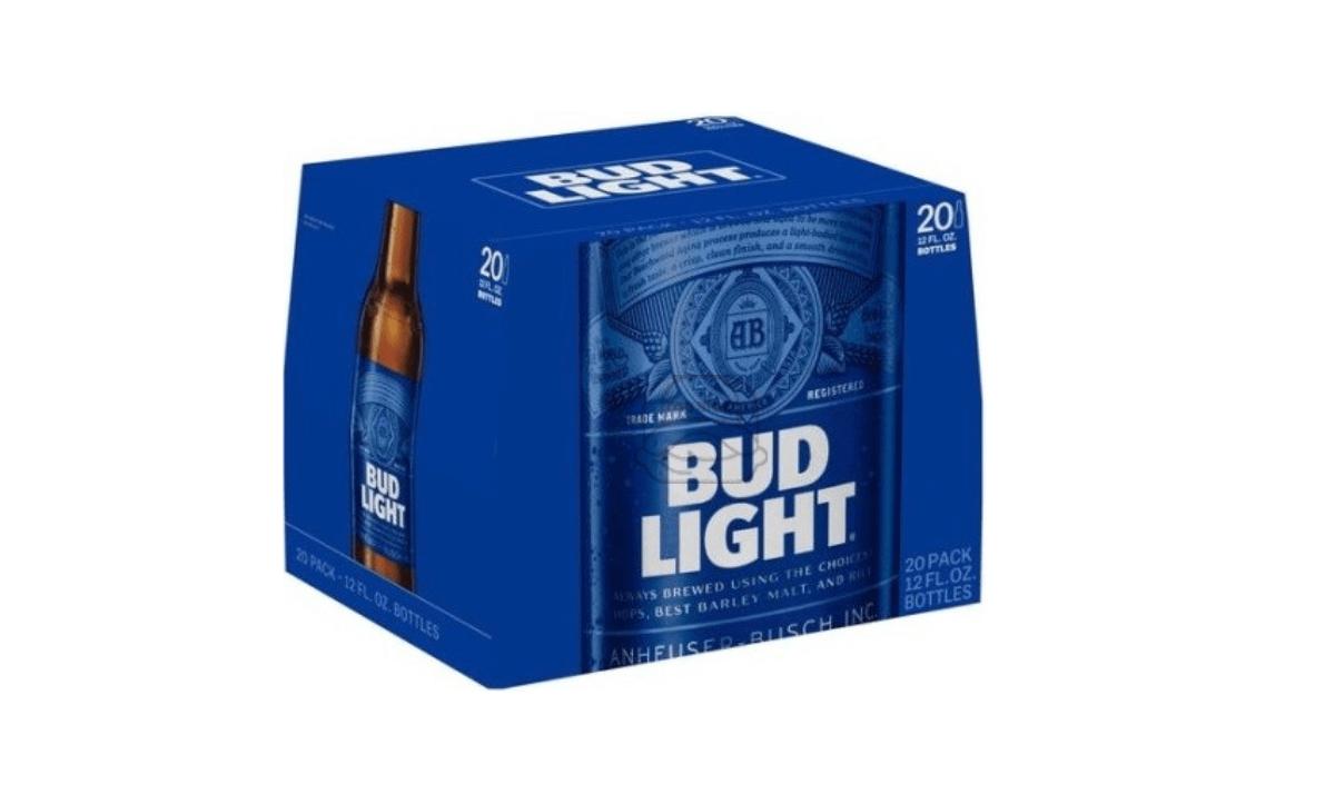 Bud Light (20-Pack)