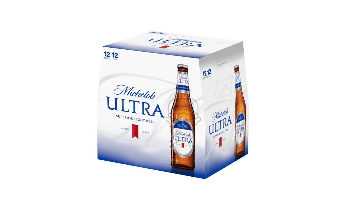 Michelob Ultra (12-Pack)
