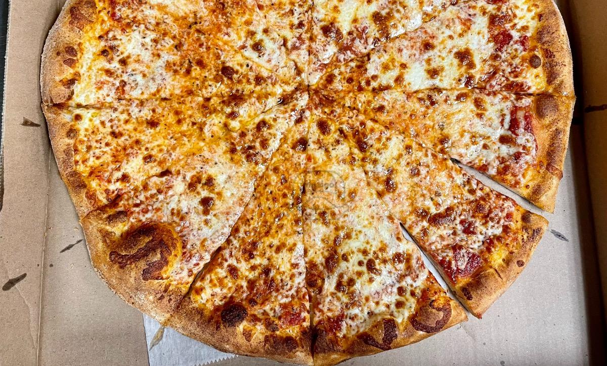 Large Cheese Pizza (12 Cut)
