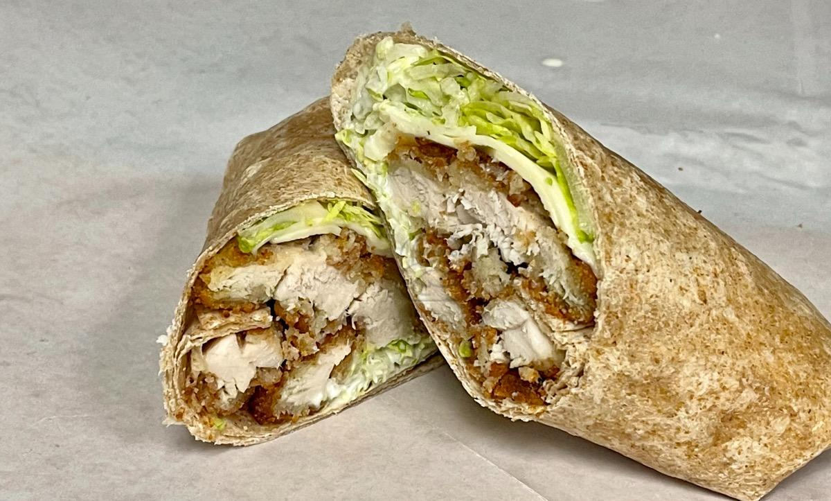 Crispy Chicken Wrap