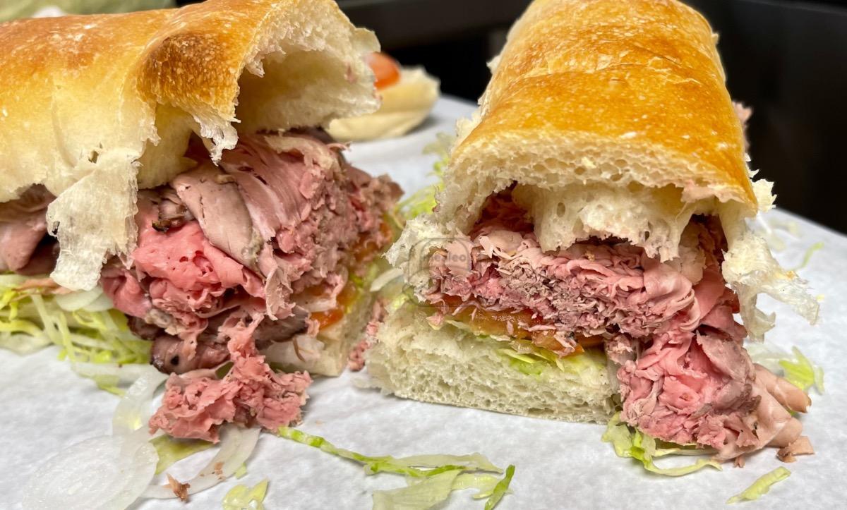 Roast Beef Sub