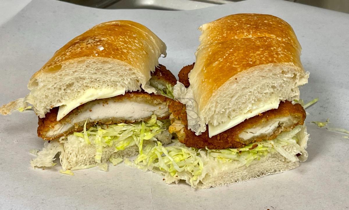 Crispy Chicken Sub