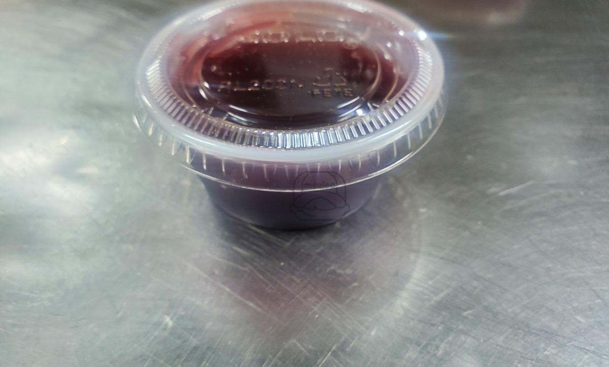 Side of Melba Sauce