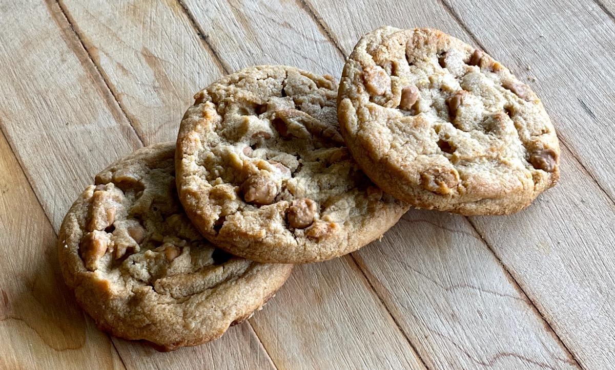 Peanut Butter Cookies (3)
