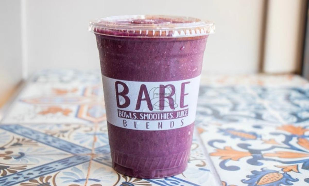 Cinnamon Berry Smoothie (Fall Special)