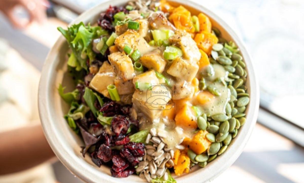 Autumn Harvest Salad (Fall Special)