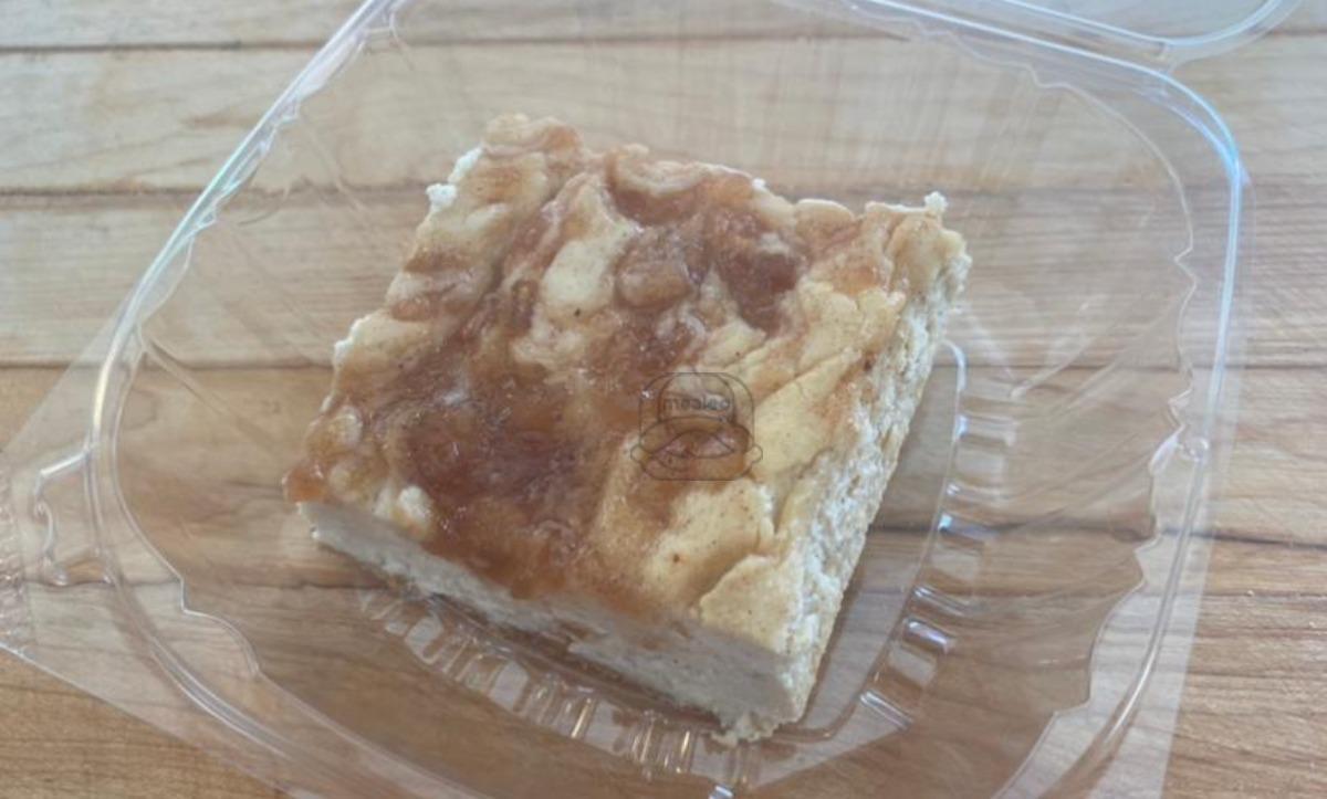 Cheesecake Apple