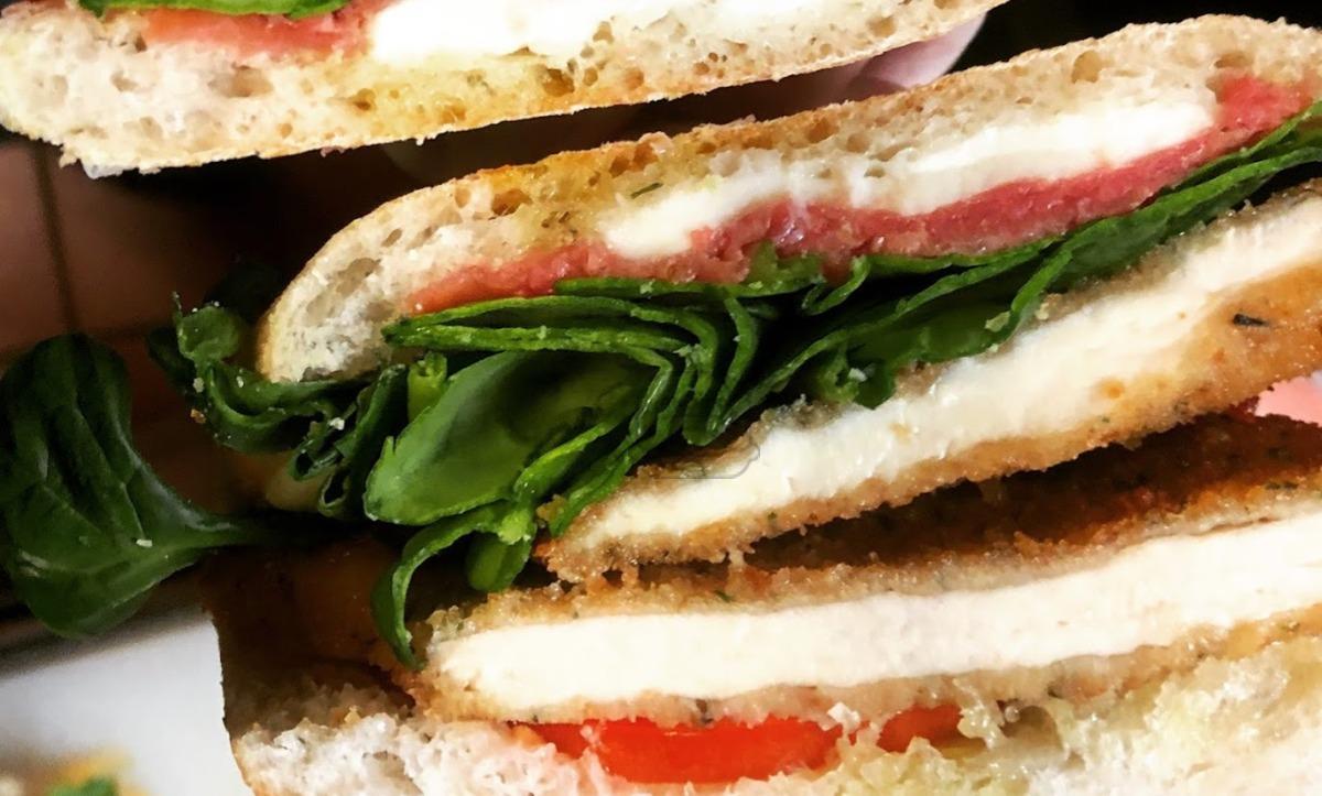 Fuh-Gettabout-It Chicken Sandwich