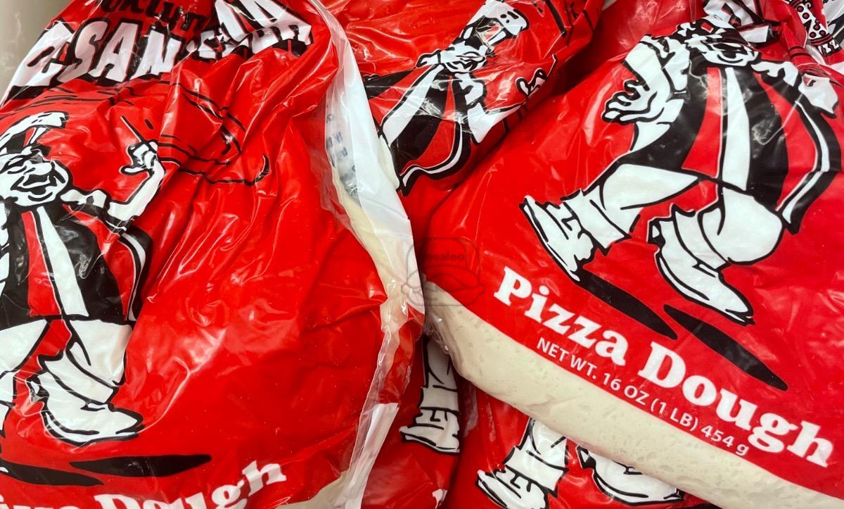 Paesan's Pizza Dough