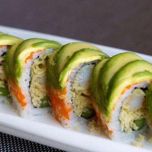 Dragon Roll*