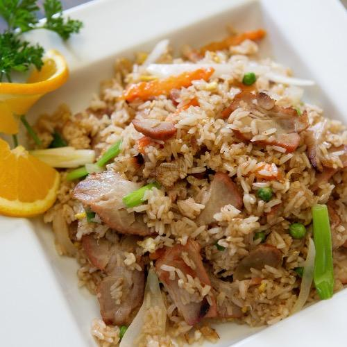 Roast Pork Fried Rice