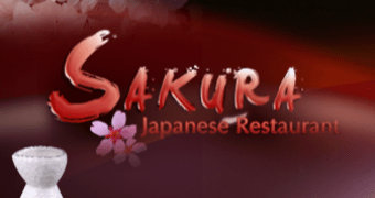 Order Delivery or Pickup from Sakura, Clifton Park, NY