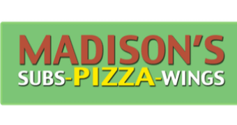 Order Delivery or Pickup from Madison's Pizza, Albany, NY