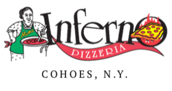 Order Delivery or Pickup from Inferno Pizzeria, Cohoes, NY