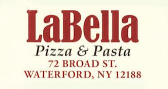 Order Delivery or Pickup from LaBella Pizza, Waterford, NY