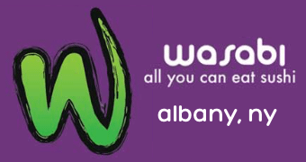 Order Delivery or Pickup from Wasabi Albany, Albany, NY