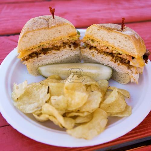 Oven Gold Turkey Sandwich
