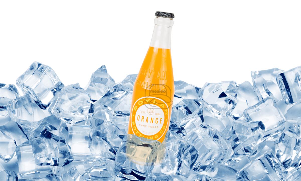 Boylan's Orange Soda