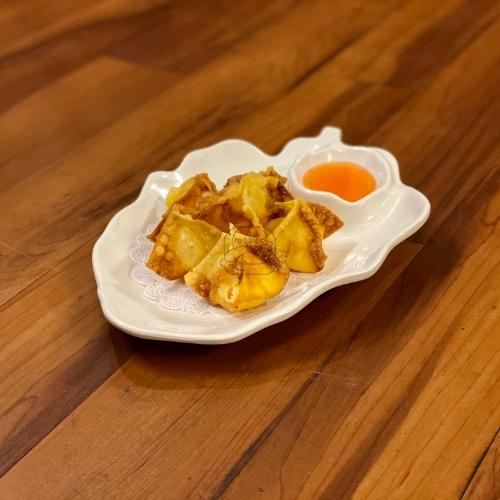 Crab Rangoon (5 Pieces)