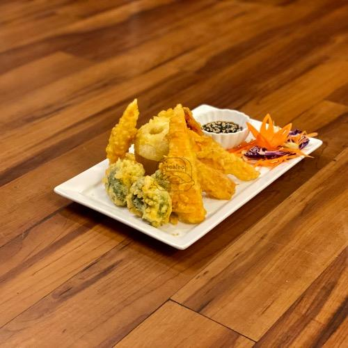 Vegetable Tempura Appetizer