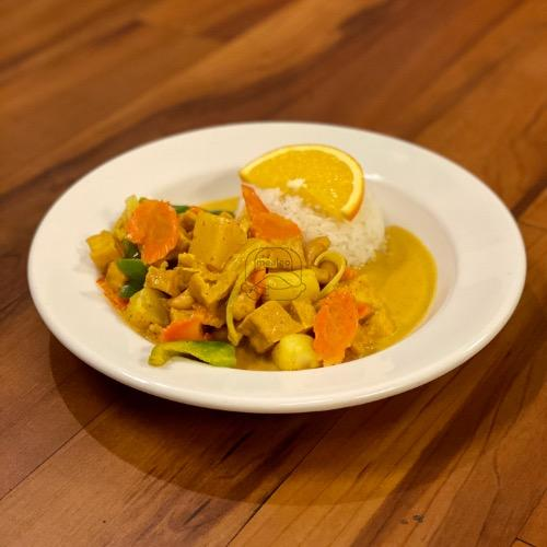 Lunch Yellow Curry