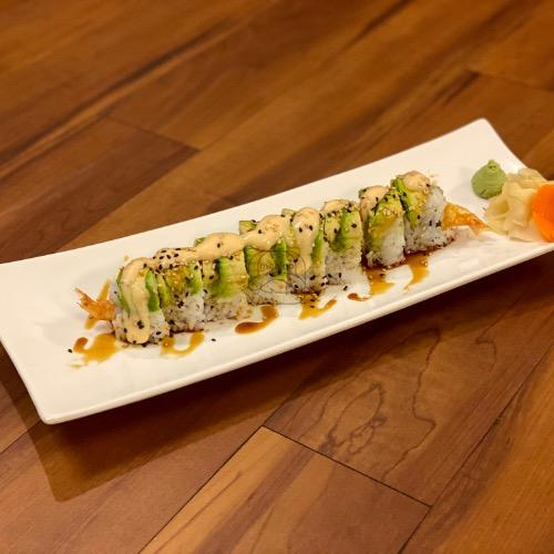 *Dragon Roll