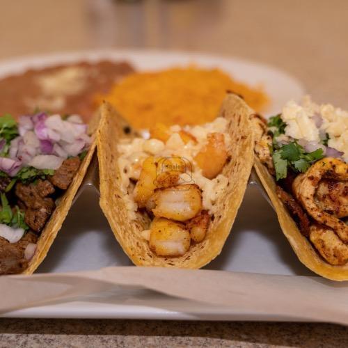 Trio Tacos