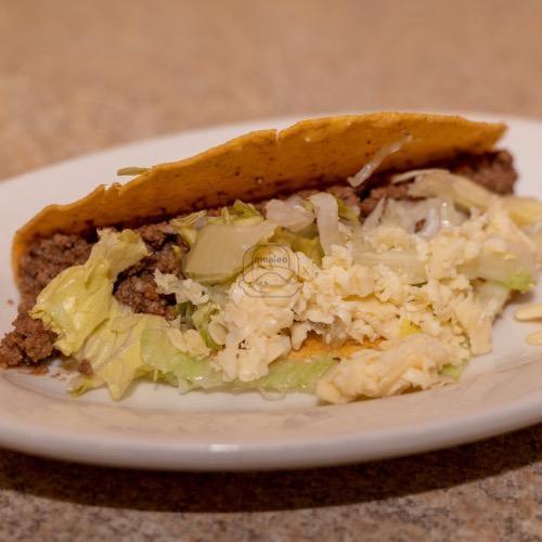 Crispy Taco (side)