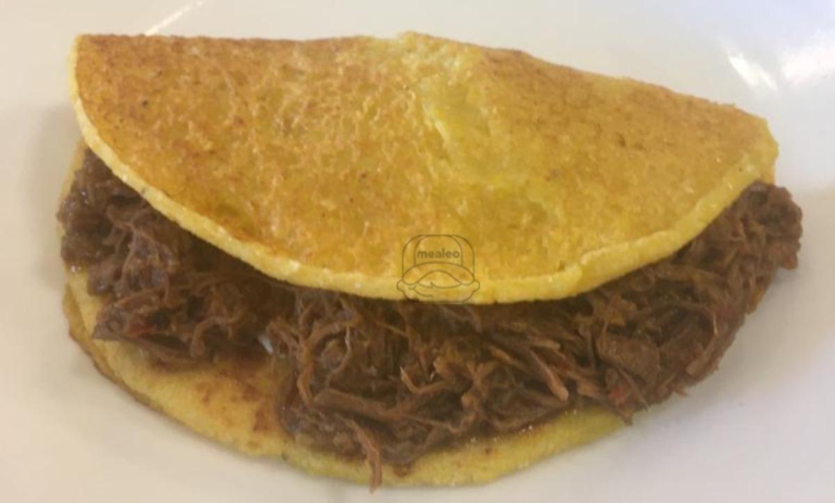 Meat Cachapa
